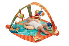 Amazon.com : Boppy Flying Circus Play Gym : Baby Gym : Baby