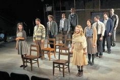 Stage review: PICT's 'Our Class,' an important play about WWII mass murder of Jews in Poland - Pittsburgh Post-Gazette