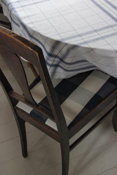 Vanhojen tuolien uusi elämä