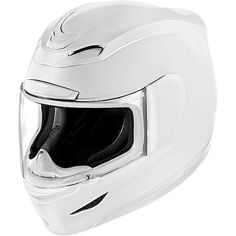 Icon Airmada Gloss Solid Full Face Street Motorcycle Helmet