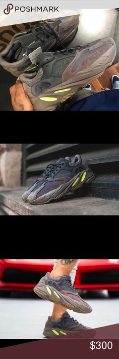 d54f718ec76 Adidas Yeezy Mauve 700 Brand New unopened In Box Size 11.5 ‼️Price  negotiable thru vℹ️nted