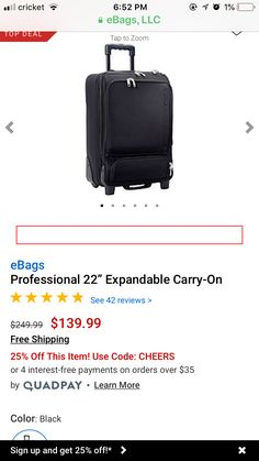 4bc766d8c535 Kenneth Cole New York 20 Inch Out Of Bounds 4-Wheel Carry-On ...