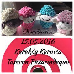 orgusepetleri Yarın günlerden @karakoykarinca   #tasarım#karaköy#istanbul#pazar#örgü#amigurumi#sepet#örgüsepet#örgüoyuncak#supla#servis#sunum#amigurumis#oyuncak#baby#bebek#babytoys#handmadewithlove#handmade#elemeği#amigurumitoys#kuzu#kuzucuk#minnoş#crochet#crochetersofinstagram