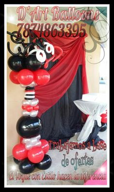 Decoration Party Balloon Beads