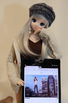 Smart Doll Chitose Shirasawa by pontapokopen