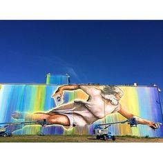 biggest mural