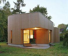 Schreibhaus am Steinhuder Meer by Holger Kleine Architekten