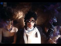 Purple Rain set photo session. This was an outtake I believe or just a photo that surfaced in the last decade. It was taken on the set of Purple Rain and photos like this would be great for the 30th Anniversary Purple Rain release coming later this year!