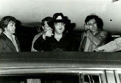 Jerry Schilling Elvis and Larry Geller
