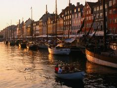 I want to go to Denmark again some time. I would love to visit Copenhagen.