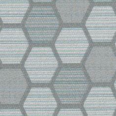 Smoke Fabric from the Honeycomb Range   Camira Fabrics