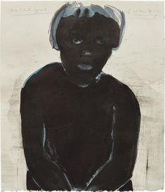 Marlene Dumas  The Last Years of Willem de Kooning, 1994  Phillips  Auction closed