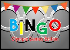 Summer Olympic Sport Bingo Rio Whole Class Celebrate the Summer Olympics in Rio with this fun bingo game. There are enough cards for the whole class. I have played this game with my own class this week and they loved it. Summer Olympics Sports, Olympic Sports, Special Olympics, Classroom Websites, Classroom Activities, Teacher Resources, Primary Resources, School Resources, Teaching Ideas