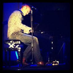Stef Bos live piano