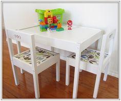 Ikea Latt hack. So easy & cute!