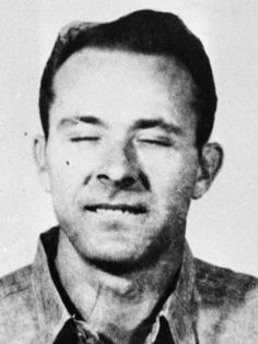 Clarence Anglin (pictured) and his brother made the most audacious escape attempt in Alcatraz history (PA)
