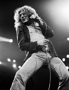 Robert Plant and of Led Zeppelin