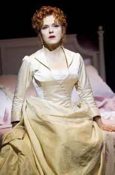 "Desiree Armfeldt in the musical ""A Little Night Music"" (Bernadette Peters)"