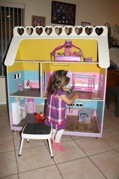 Barbie Scale diy PDF instructions. $3.95, via Etsy.
