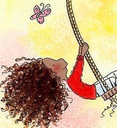 desenho bonequinhas com cabelo afro - Pesquisa Google