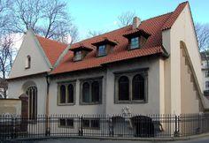 Pinkas Synagogue in Prague