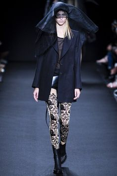 Paris Fashion Week, SS '14, Ann Demeulemeester