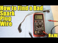 Couple of Neat Tricks and Hacks to Use When Testing Spark Plug Wires - YouTube