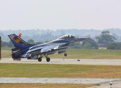 Belgian F16 VL 2013
