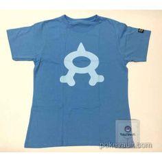 Pokemon Center 2016 Secret Teams Campaign Team Aqua Tshirt (Free Size)