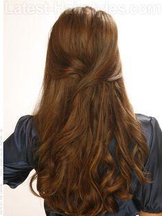 Chai Latte Hair