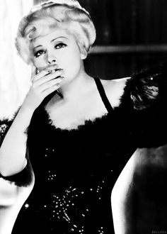 'I wrote the story myself, it's about a girl who lost her reputation and never missed it:' Mae West