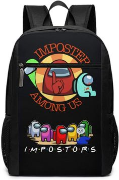 Among Us Back to school children kids backpack #amongusbackpack #amongusschoolbackpack #amonguschildrenbackpack #amonguskidsbackpack #amongusschoolbag Back To School Backpacks, Kids Backpacks, Us School, Designer Backpacks, Cool Things To Buy, Stuff To Buy, Cool Stuff, Children, Bags