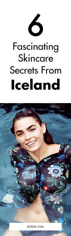Icelandic skincare secrets