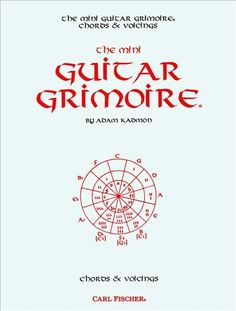 The Mini Guitar Grimoire (Soft Cover)