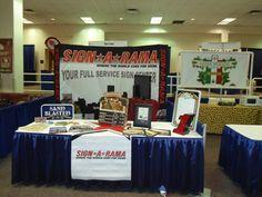 #tradeshow #tradeshowsigns #tradeshowdisplays #promotional #signaramacolorado #signs #colorado #askthesignlady Old Brand Signarama Tradeshow Booth