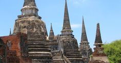 Founded c. 1350, Ayutthaya became the second Siamese capital after Sukhothai. It…