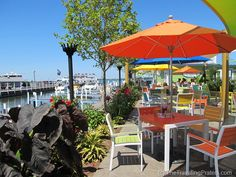 """""""Best of the USA ~ Put-in-Bay, Ohio"""" Blog post via @Matty Chuah Traveling Praters. Love these photos! (this shot is at The Keys restaurant). Via @Tonya Prater (The Traveling Praters)"""