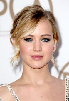 Jennifer Lawrence Photos - 26th Annual Producers Guild Of America Awards - Arrivals - Zimbio