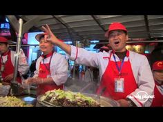 Donghuamen night market, Beijing - Lonely Planet travel videos  Rochester's Public Market is one of its hidden treasures.  This gives you a taste of a market feel <3