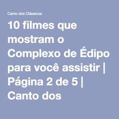 10 filmes que mostram o Complexo de Édipo para você assistir | Página 2 de 5 | Canto dos Clássicos