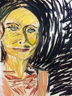 eBay New Listing! Original 9x12 Soft Pastel by Tim Bruneau! Bids Start 1 Penny!! Artist Portrait Soft Pastels Original Tim Bruneau Impressionism 2000-Now #Impressionism