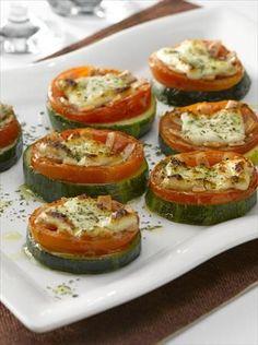 Pizzetas de verduras | Recetas | Nestlé Contigo