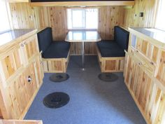 Buy comfortable ice fishing houses at Fish N Style. Make sure to stay warm on your ice fishing trips in Minnesota with one of our houses. Ice Fishing Huts, Fishing Shack, Cabin Ideas, House Ideas, Ice Shanty, Ice Houses, Fish House, Camper Renovation, Fishing Knots