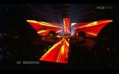 Eurovision 2007-Stage #TrueFantasy