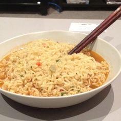 Dinner Korean noddles