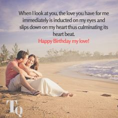 Create a short message or beautiful cards with these Sweet Happy birthday message for the girlfriend and surprise her. Make her birthday memorable and cherish the small moments to fill life with joy and happiness. http://tqwishes.com/sweet-happy-birthday-message-for-girlfriend/