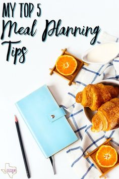 Knowing how to meal plan can change the way your whole family eats and feels (and budgets). Here are my 5 best meal planning tips to get you started!