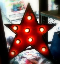 star marquee lights