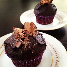 Mars Bar Cupcakes | Happy Little Kiwi