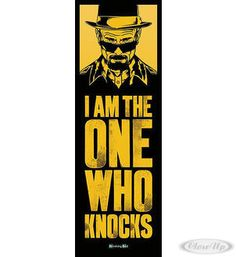 Breaking Bad Poster I am the one who knocks Hier bei www.closeup.de